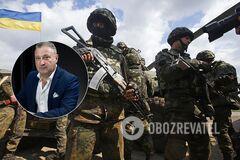 Юрій Табах заявив, що Україна хоч завтра може звільнити Донбас