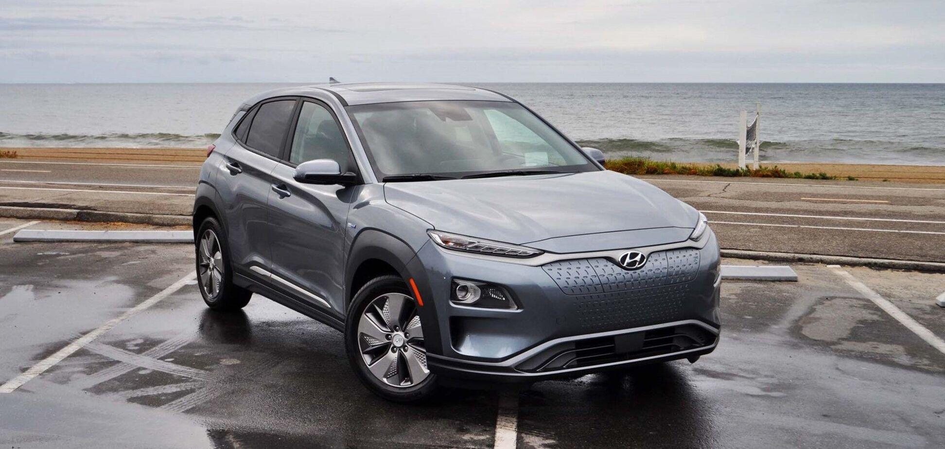 Hyundai изымает проданные электромобили: они сами загораются