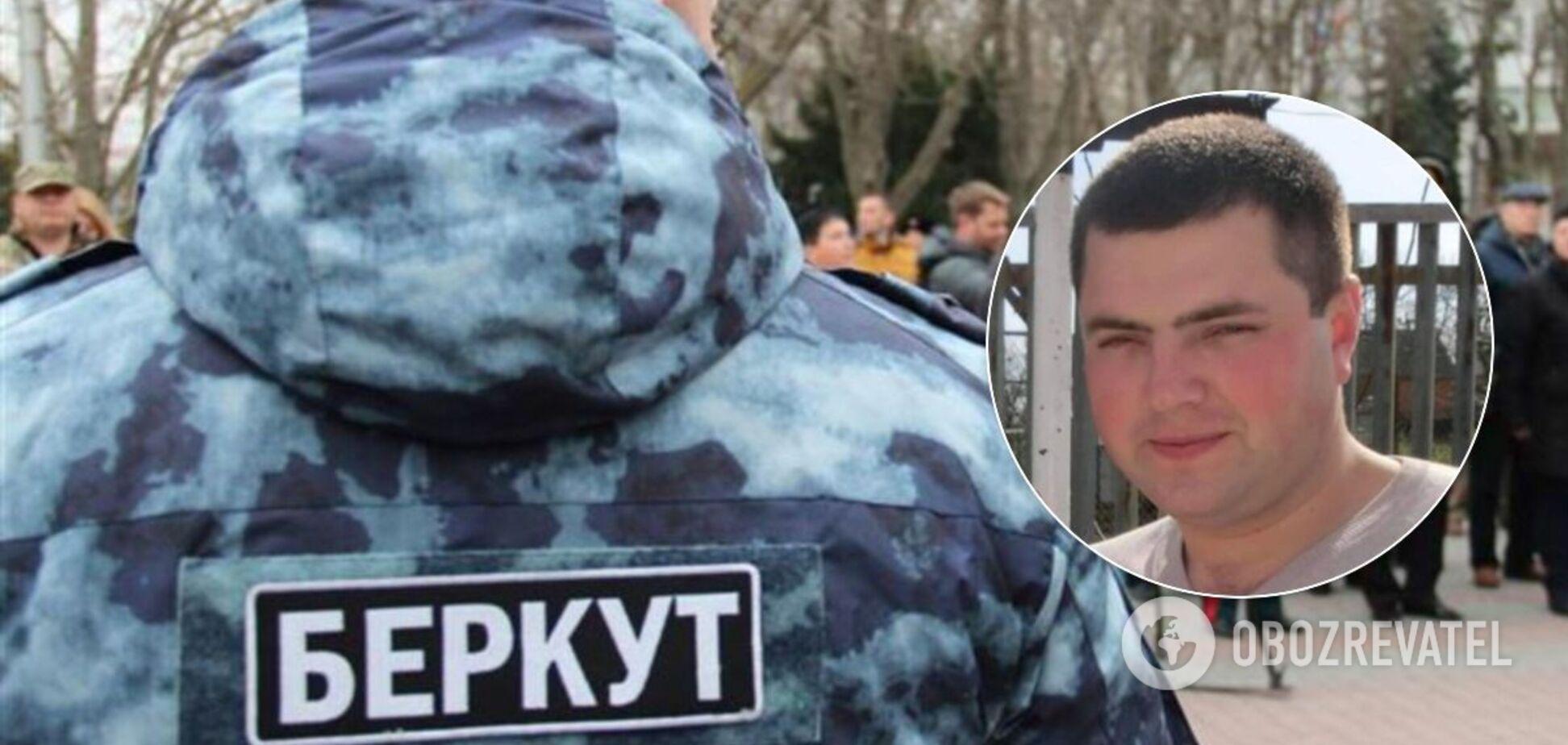 Ексберкутівець Олександр Прідьма міг бути причетним до сутичок із протестувальниками через справу Шеремета