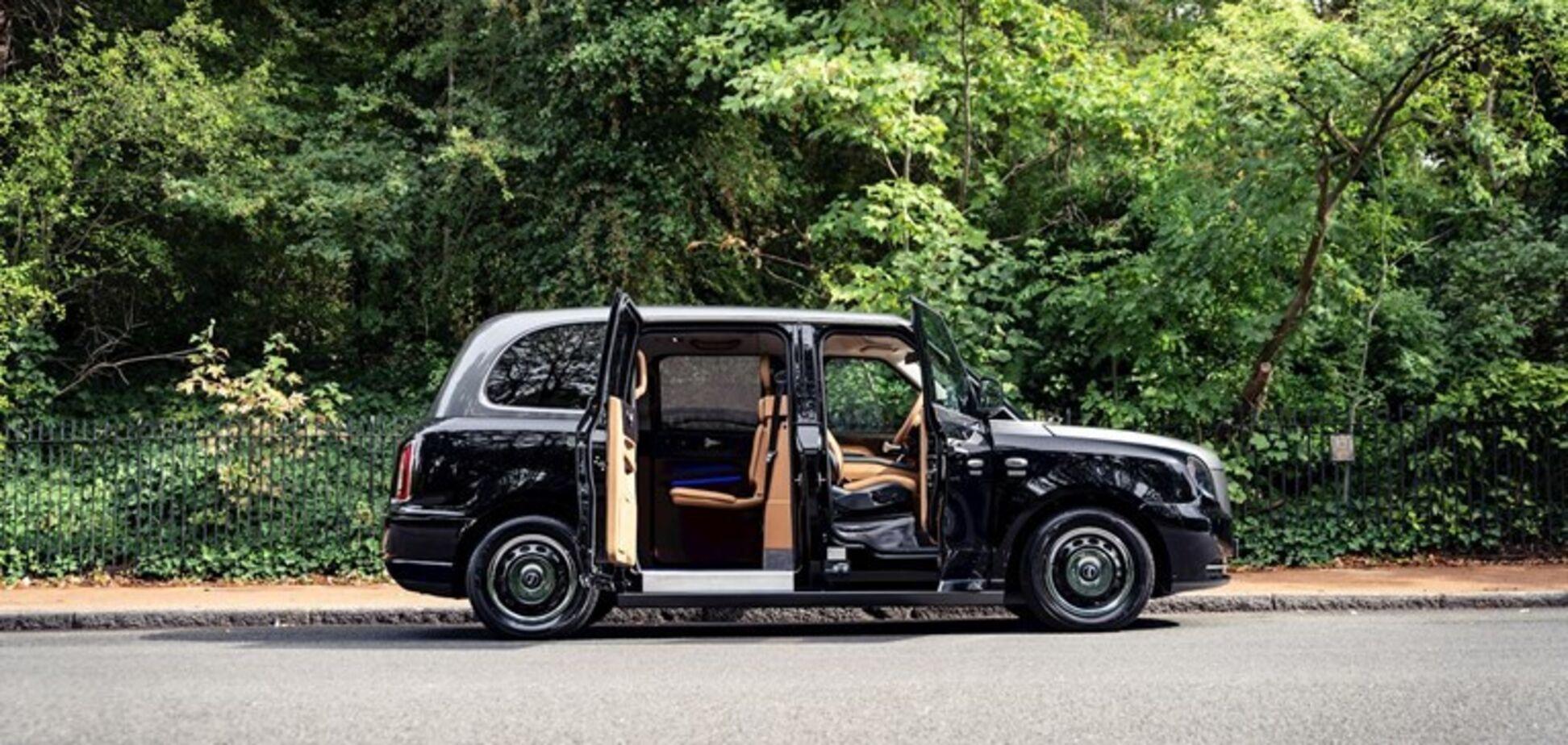 Geely перетворили на розкішне таксі за $150 000