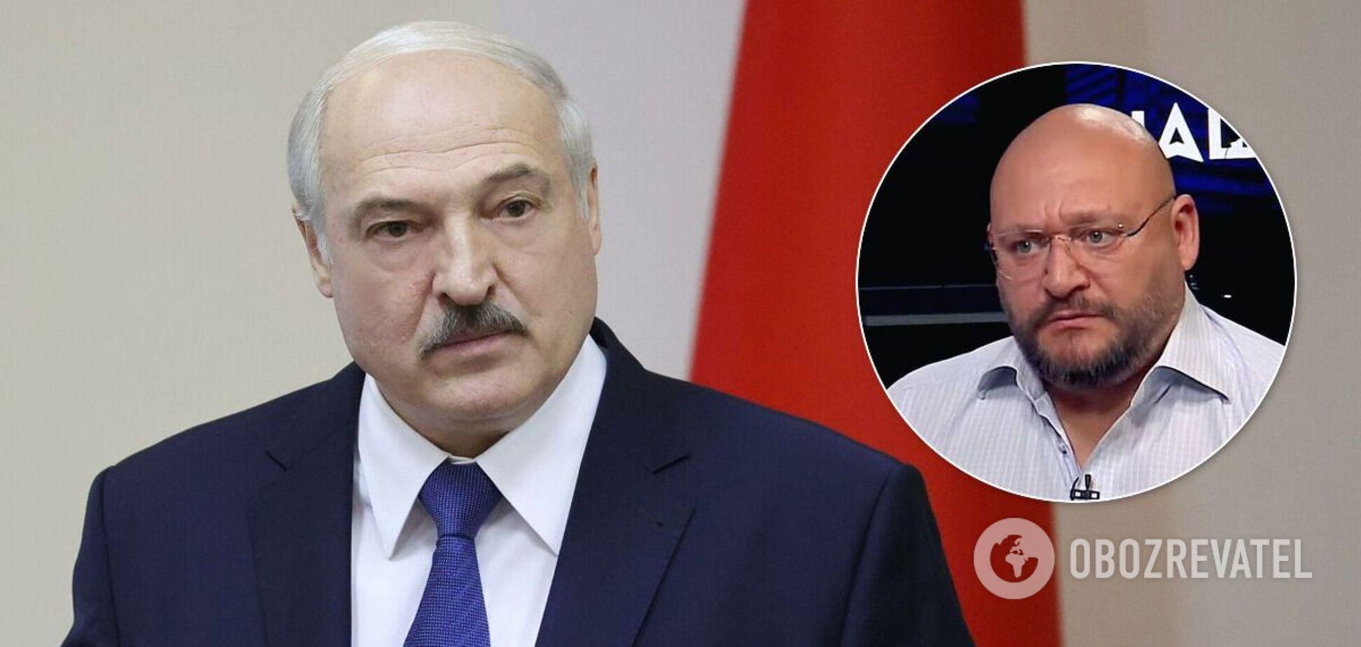 Добкін виправдав побиття протестувальників у Білорусі