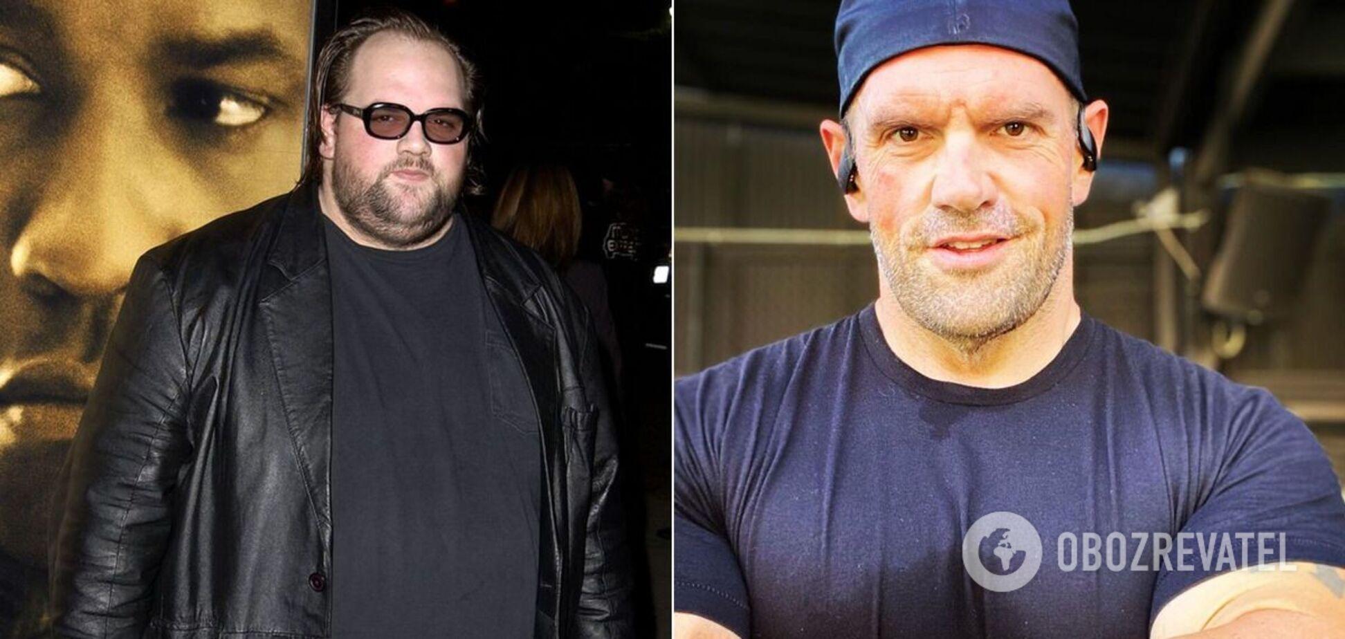 Итан Сапли похудел на 90 кг