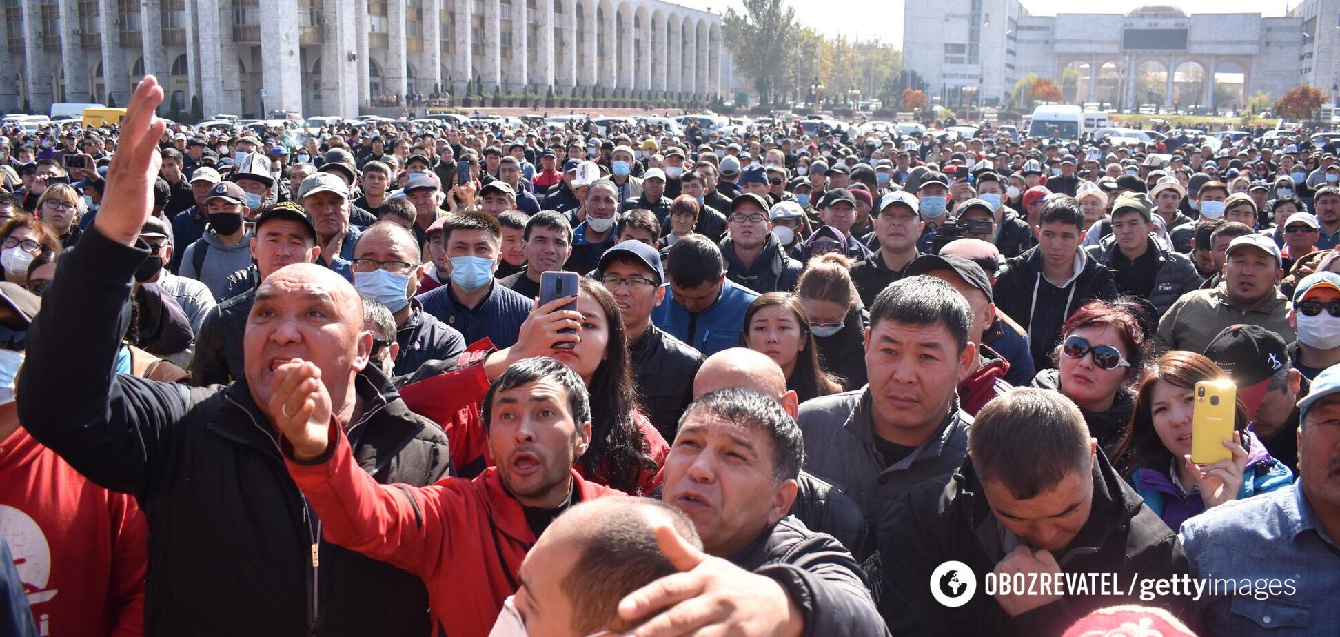 Почему киргизы лишили Путина сна