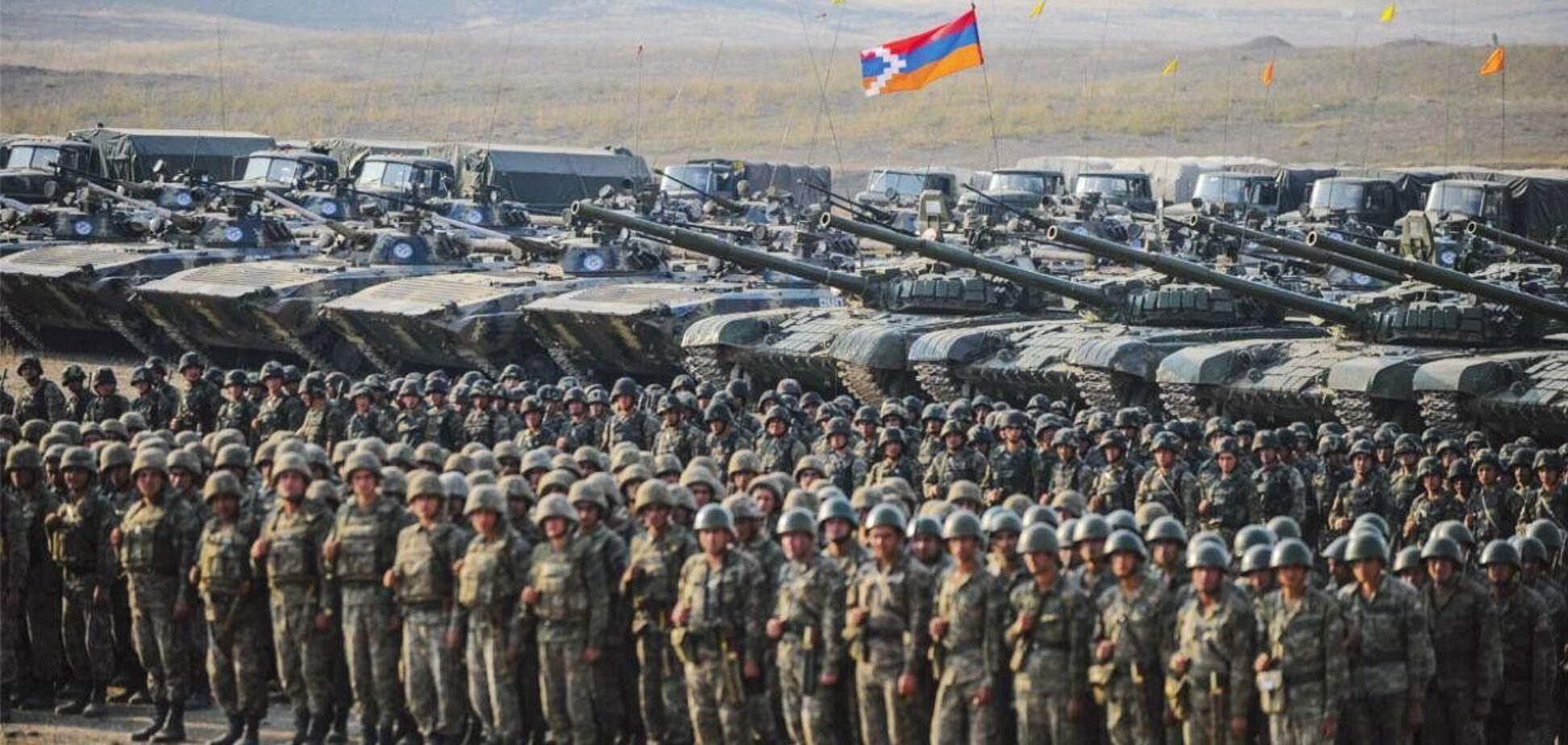 Армения усилила режим военного положения
