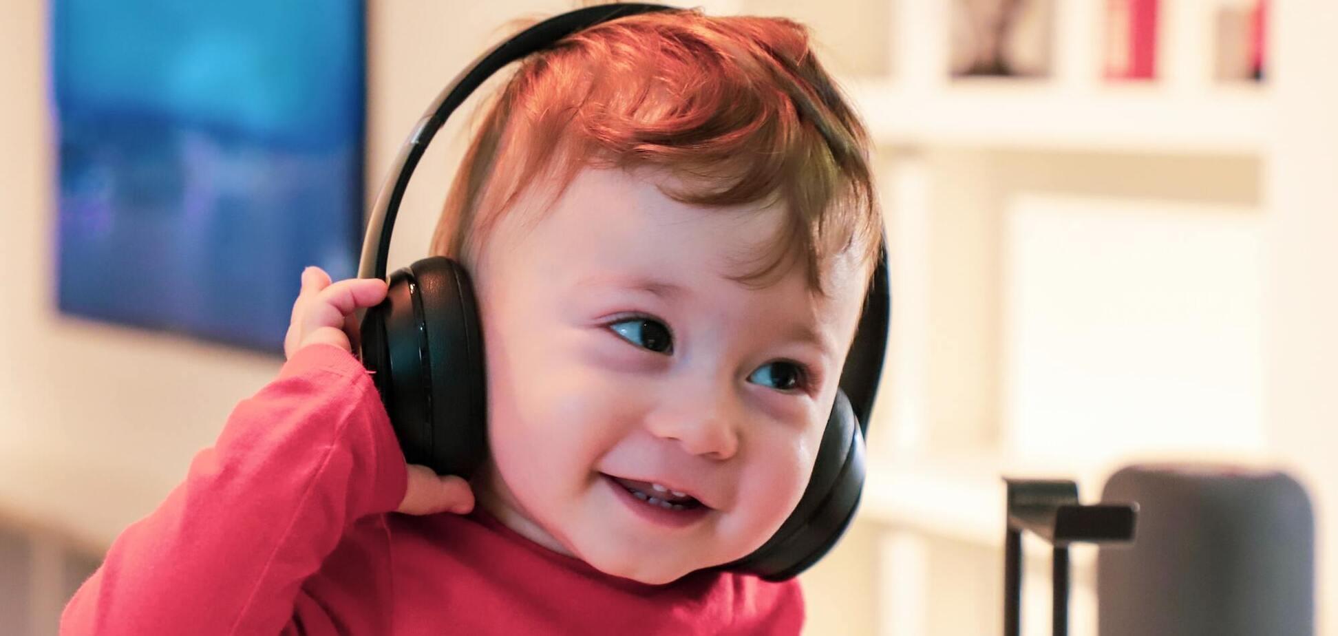 У дітей, які займаються музикою, виявили підвищену активність в областях мозку, пов'язаних зі слухом і увагою