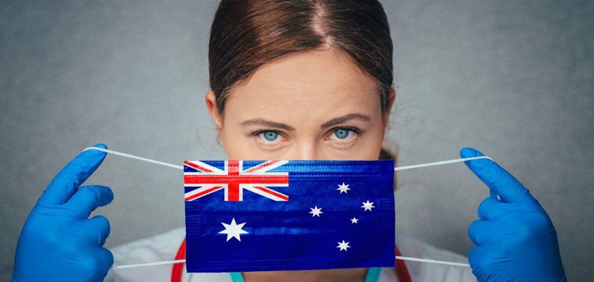 Пандемія в Австралії