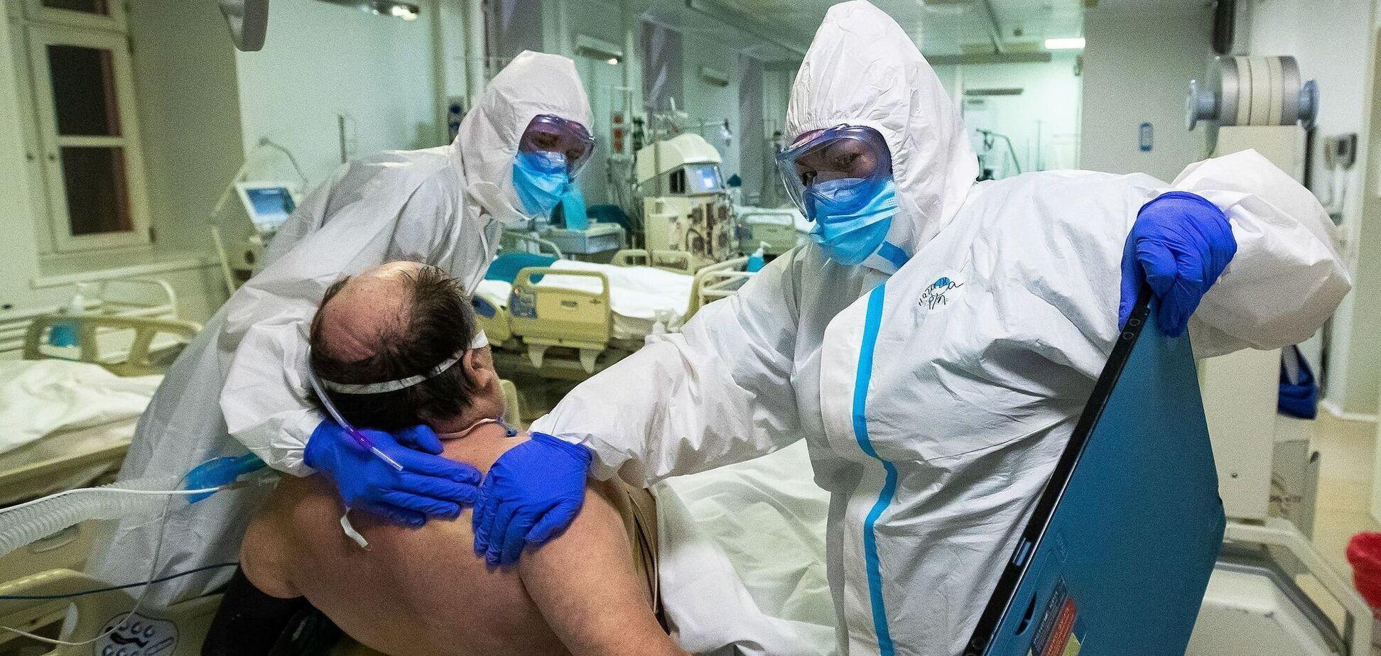 Глава МОЗ назвав максимальну кількість ліжок для хворих на коронавірус