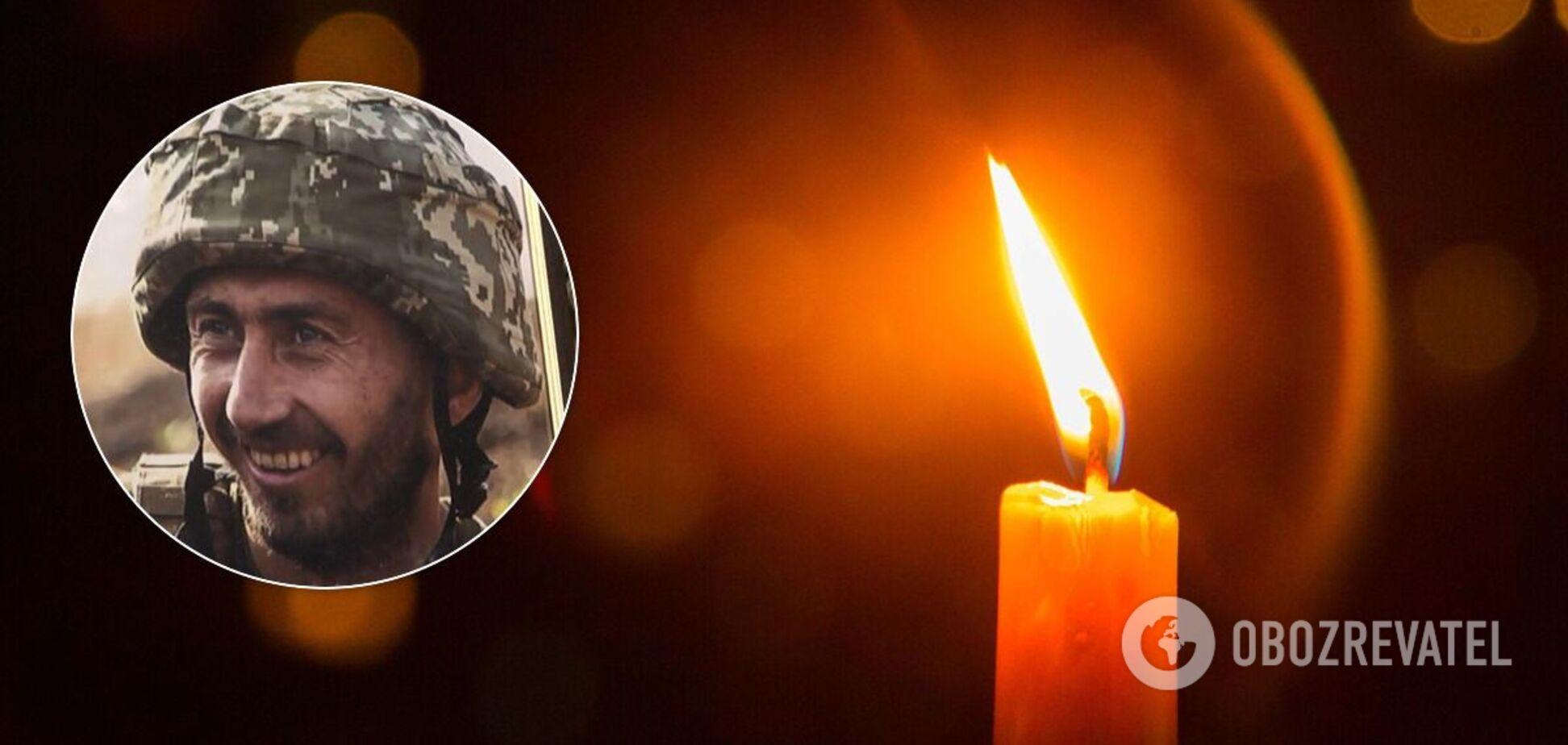 На Херсонщине похоронили погибшего защитника