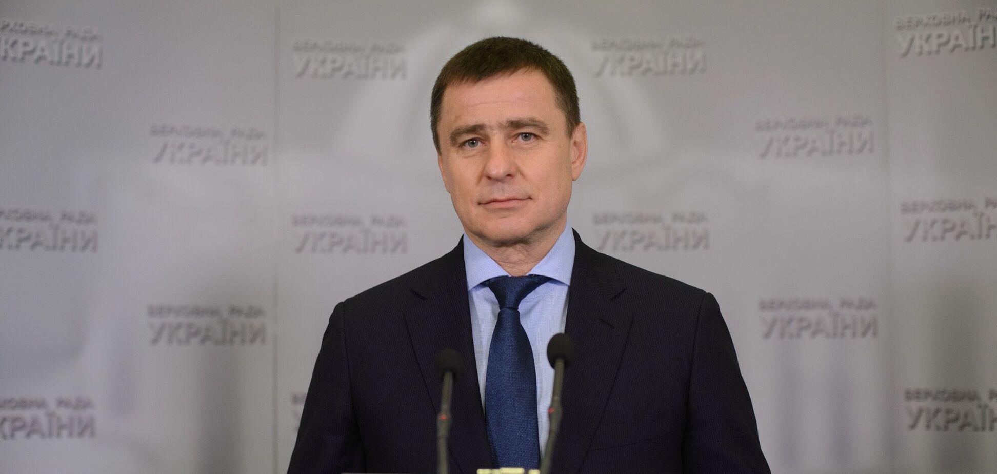 Нардеп Дмитрий Шенцев