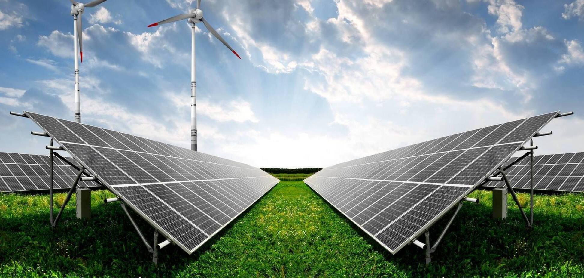 Зеленая энергетика в Украине оказалась под угрозой
