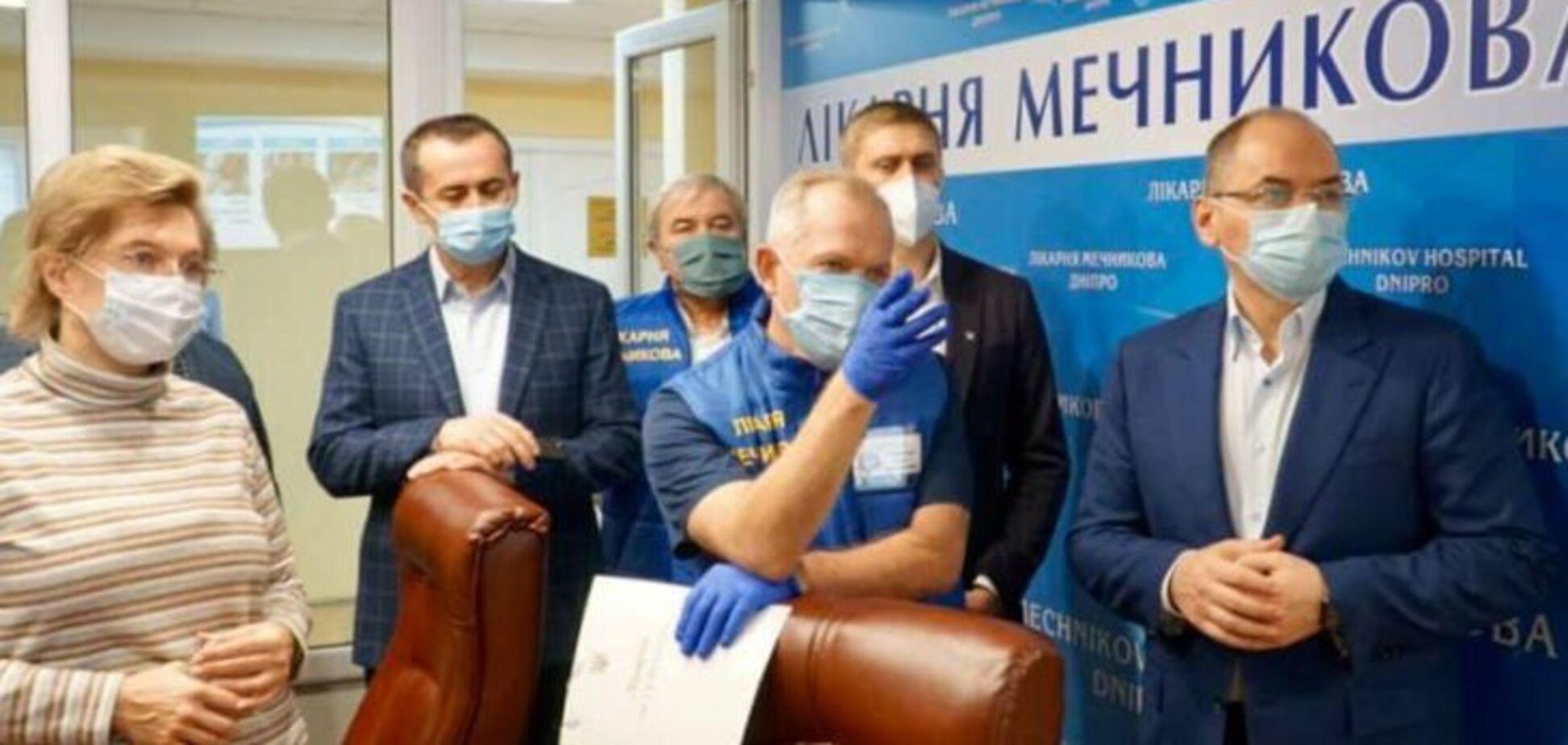 Краснова розкритикували за пропозиції щодо розвитку медицини в місті