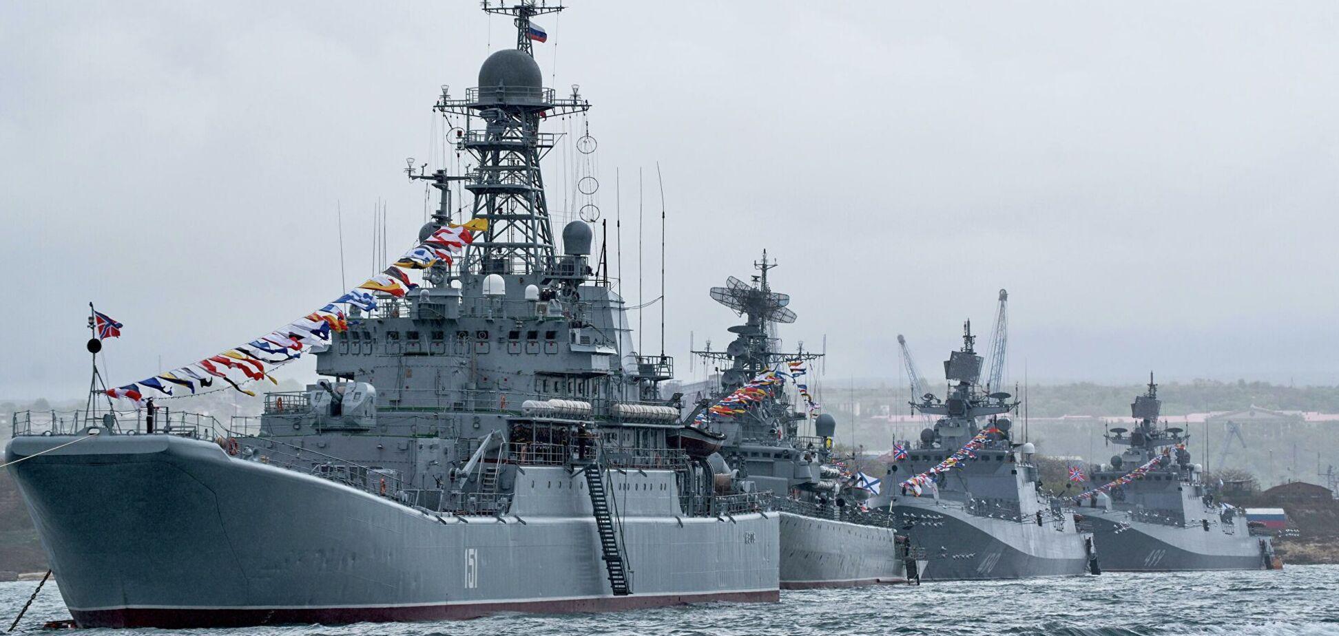 Россия использует Крым, как платформу для экспансии
