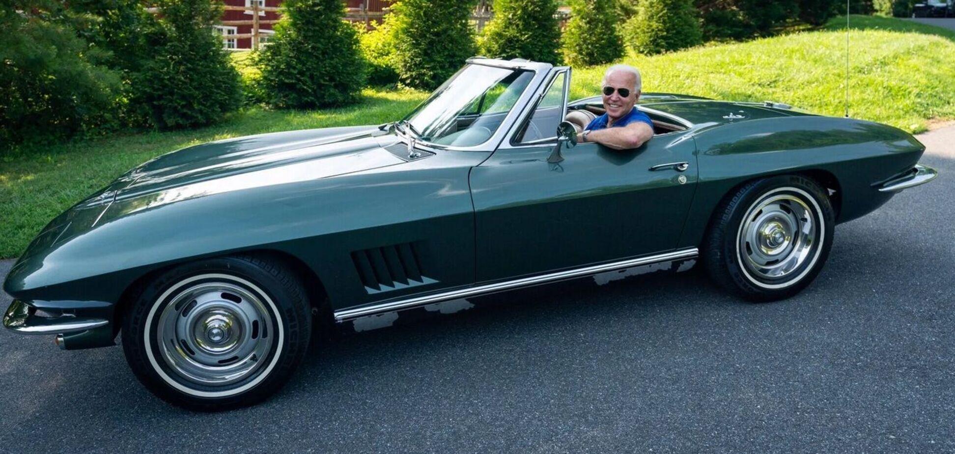 Гараж Джо Байдена: какие авто предпочитает новый президент США