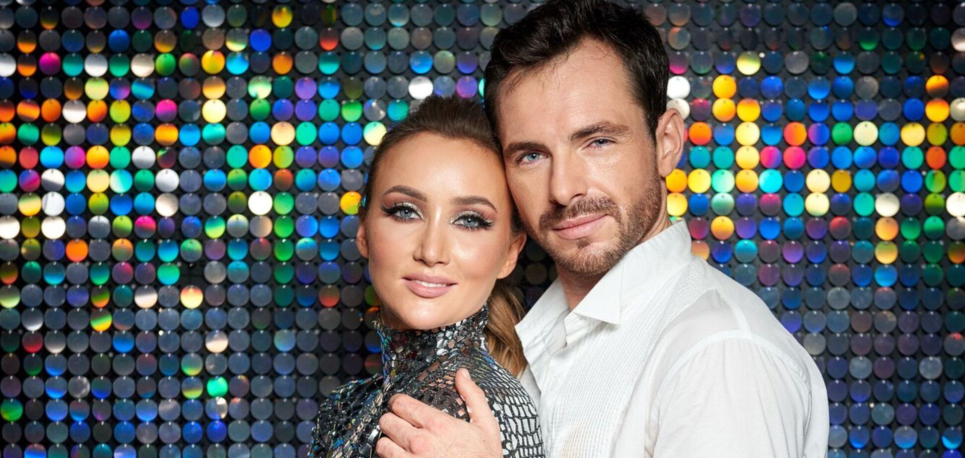 Анна Ризатдинова и Сергей Мельник