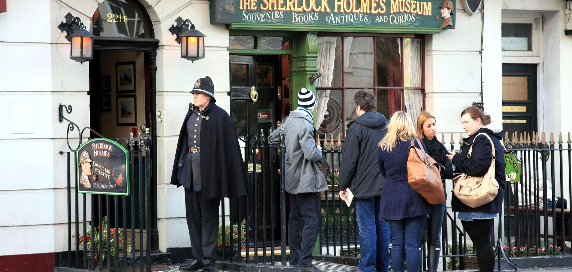 Дом Шерлока Холмса принадлежит дочери Назарбаева