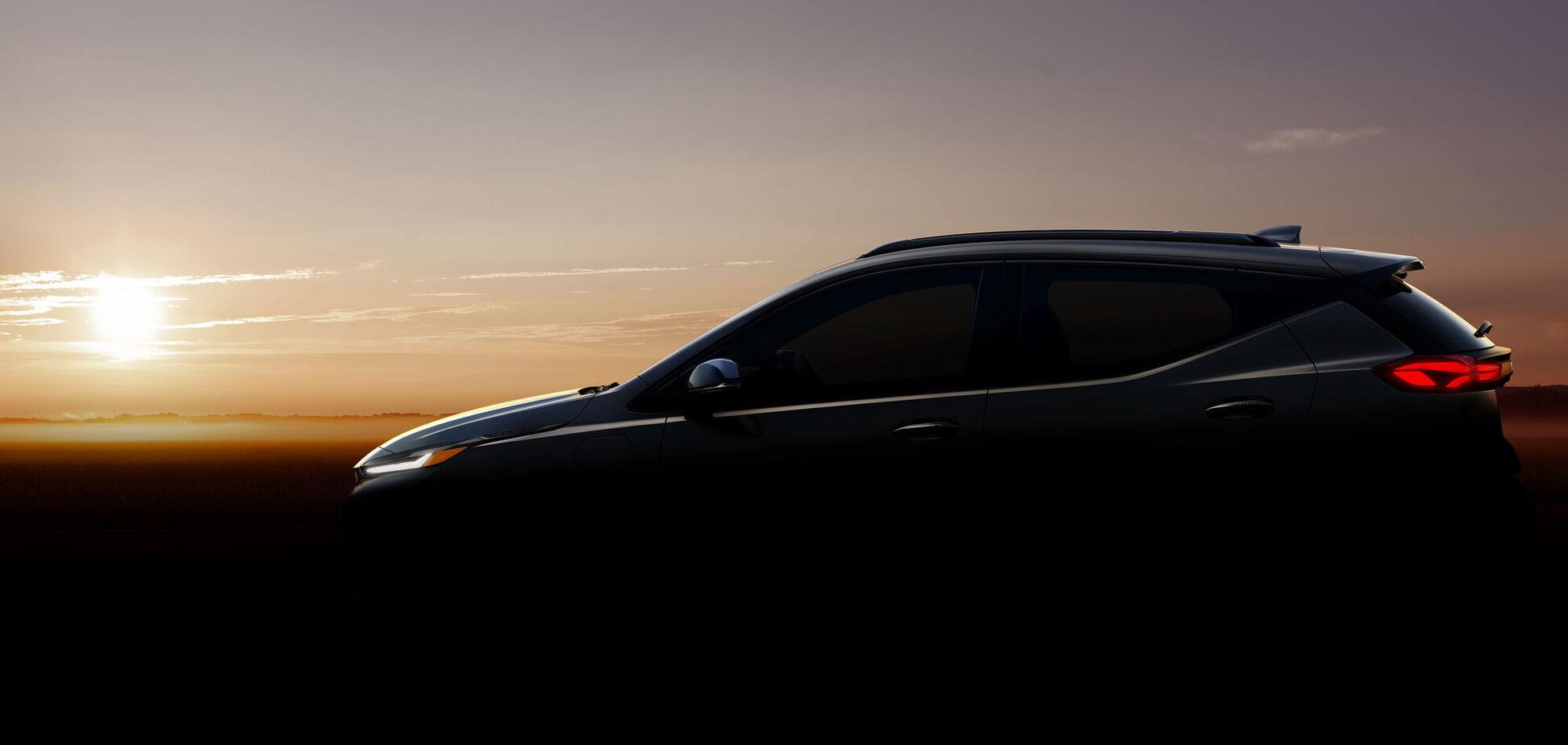 Chevrolet готовит сразу два бюджетных электромобиля