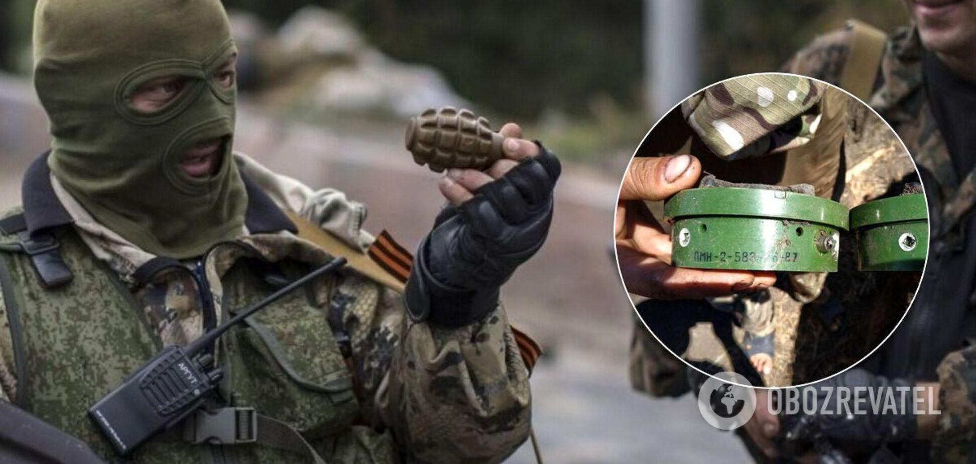 Терористи на Донбасі, прикриваючись режимом тиші, зміцнюють позиції – розвідка