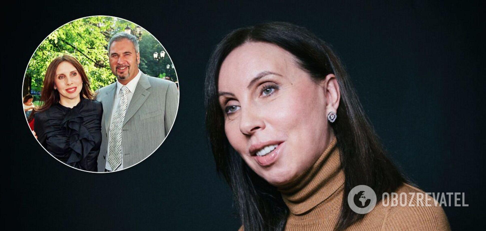 Экс-супруга Меладзе рассказала, как пережила развод с артистом
