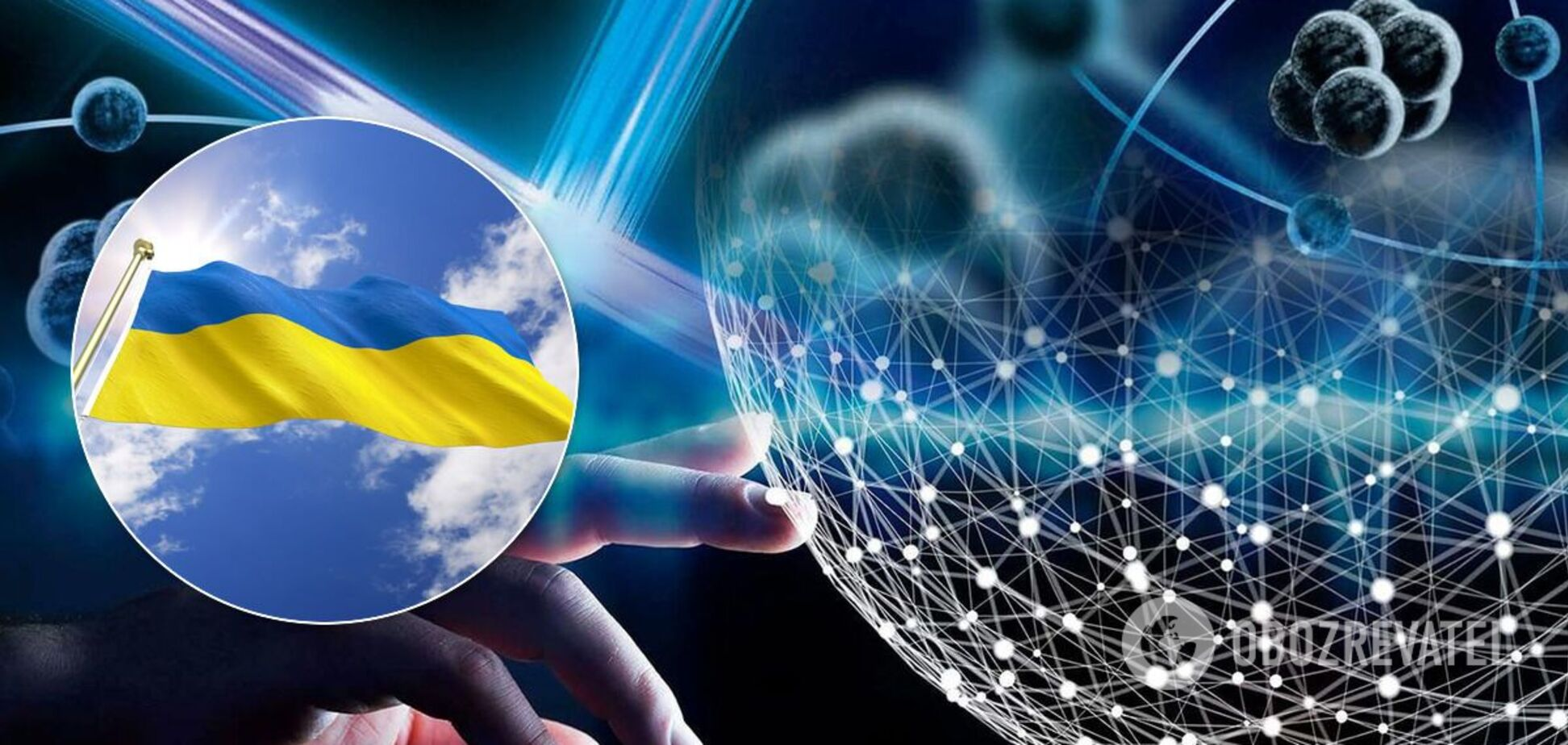 Наука 'по-украински': эпидемия COVID-19 показала, что мы обречены