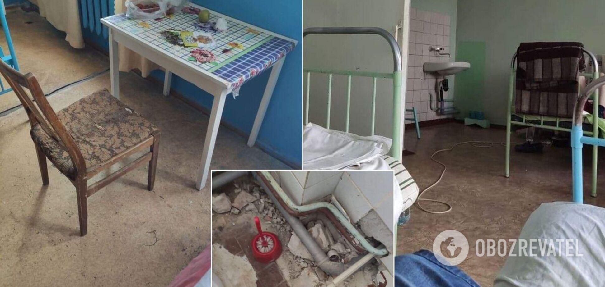 Інфекційна лікарня в Харкові