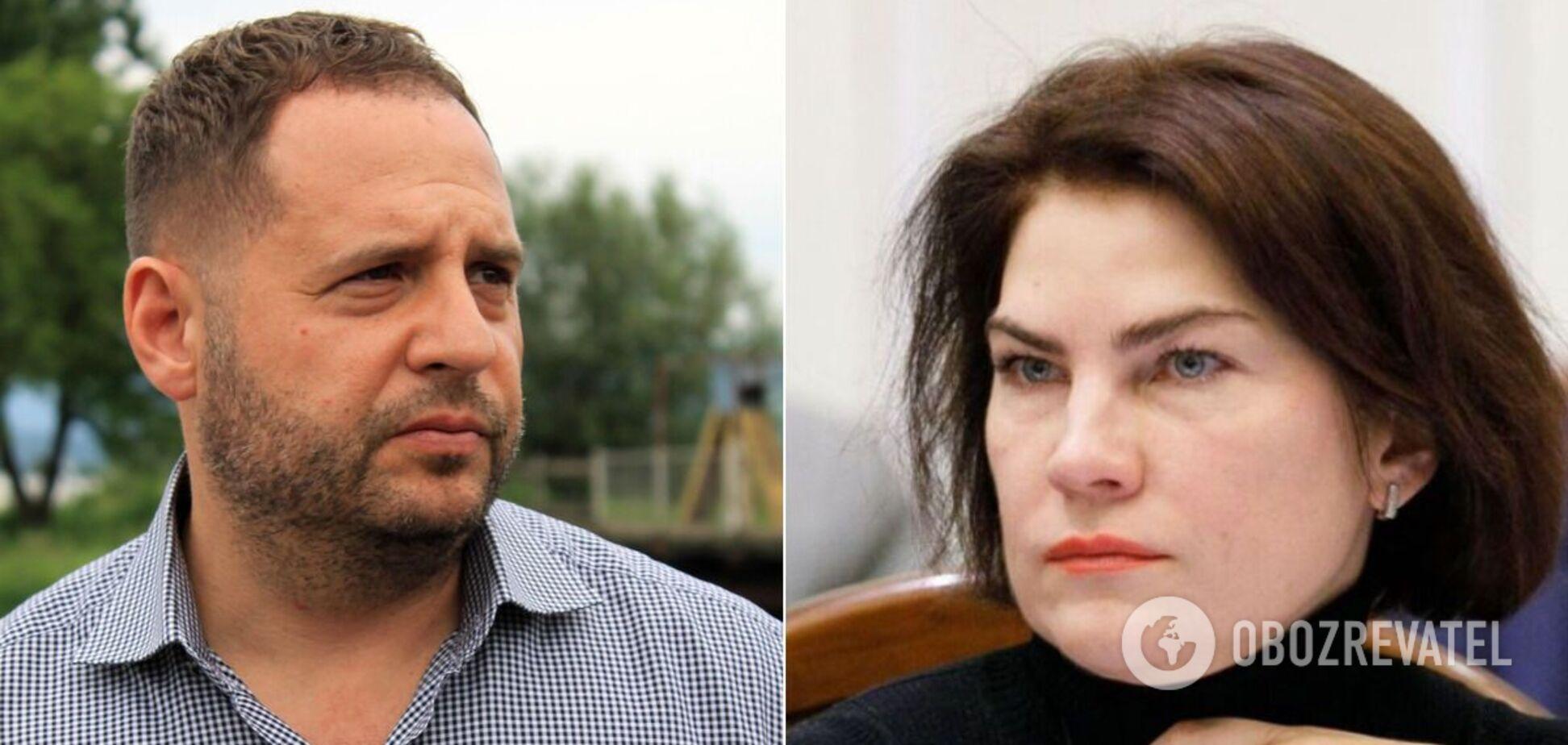 Меньше всего украинцев доверяют Венедиктовой и Ермаку – соцопрос