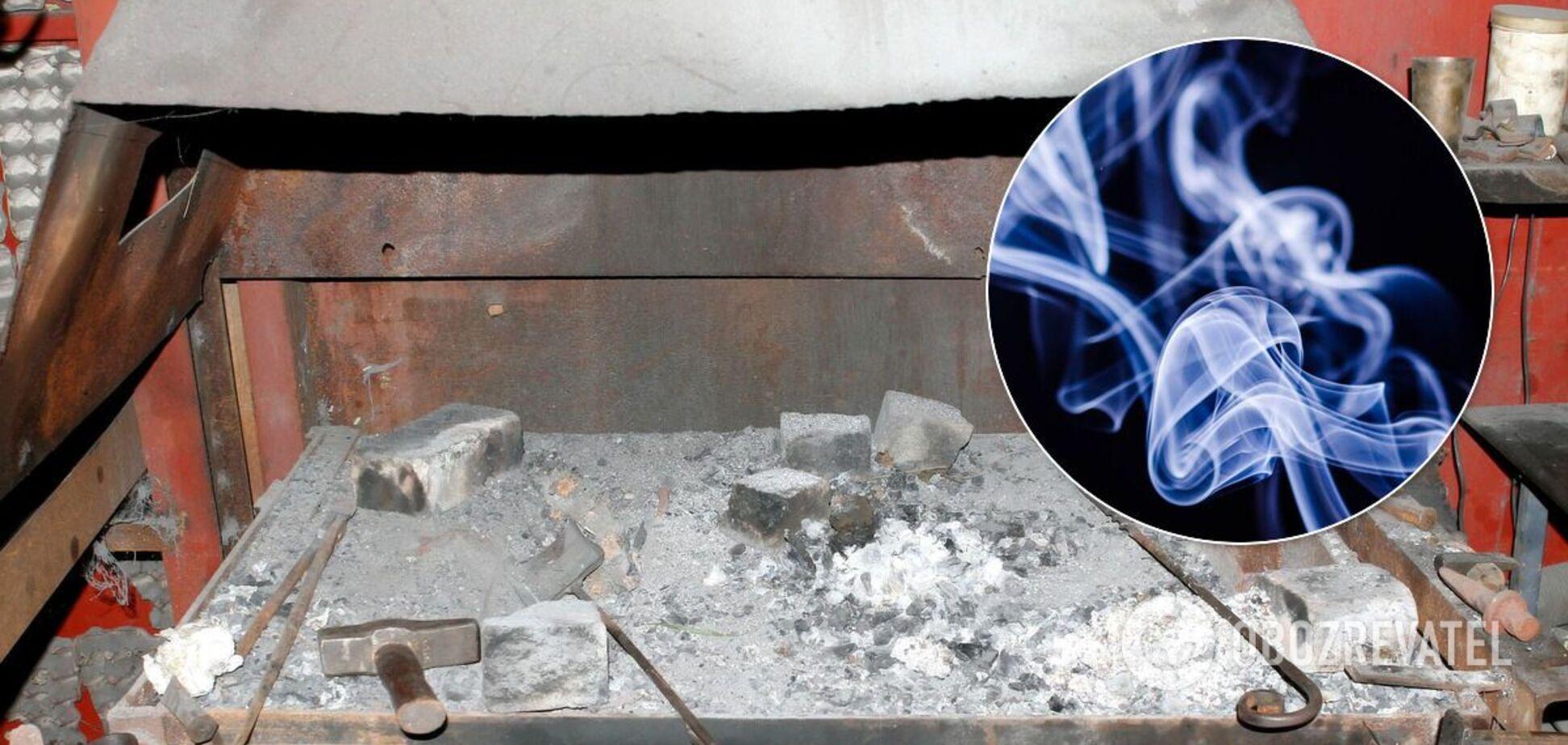 Чадний газ смертельно небезпечний