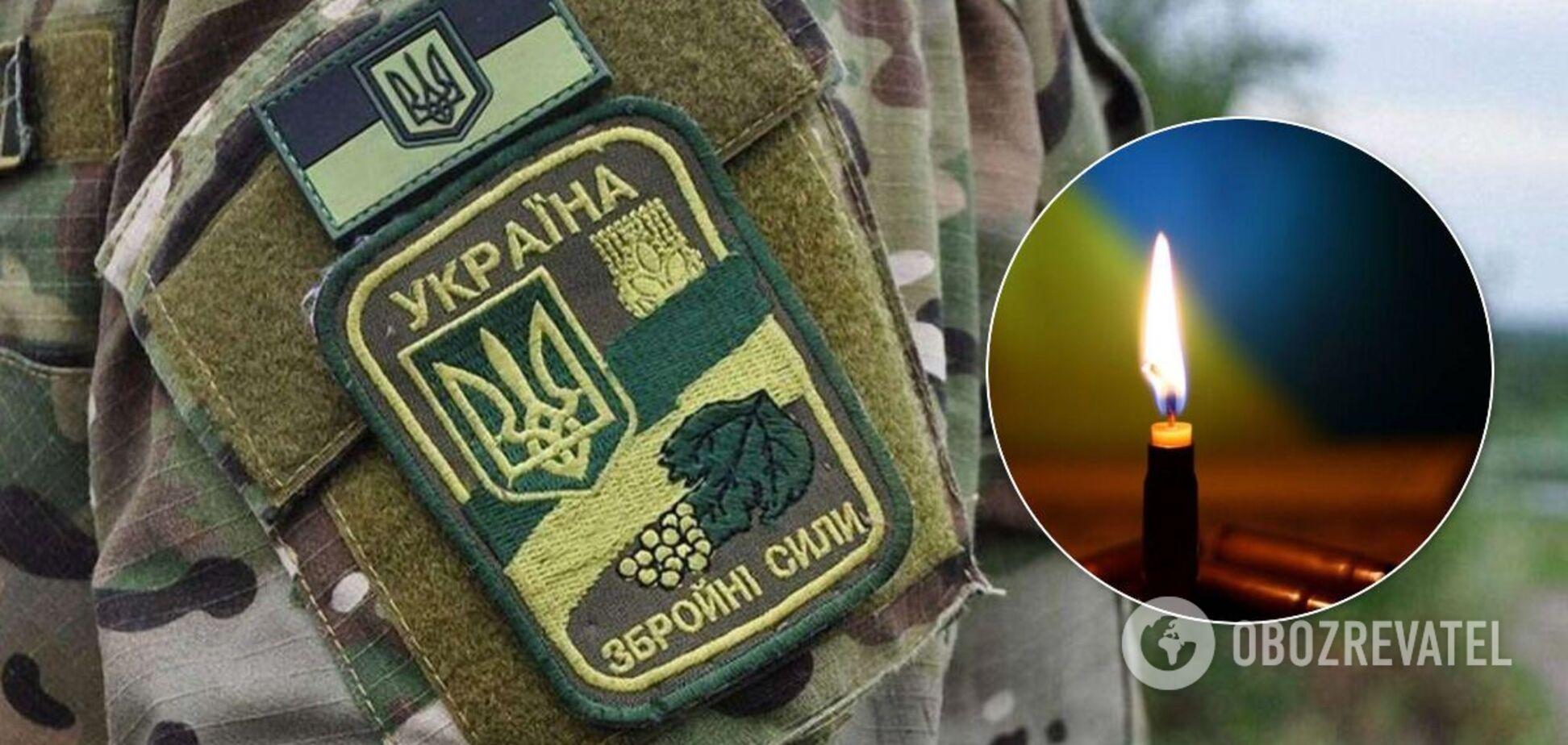 Смерть військового на Житомирщині