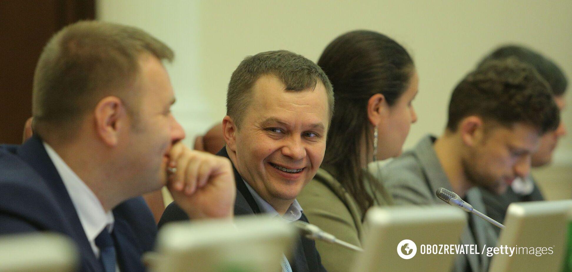 Милованов выступил за печать денег из-за критической ситуации в Украине