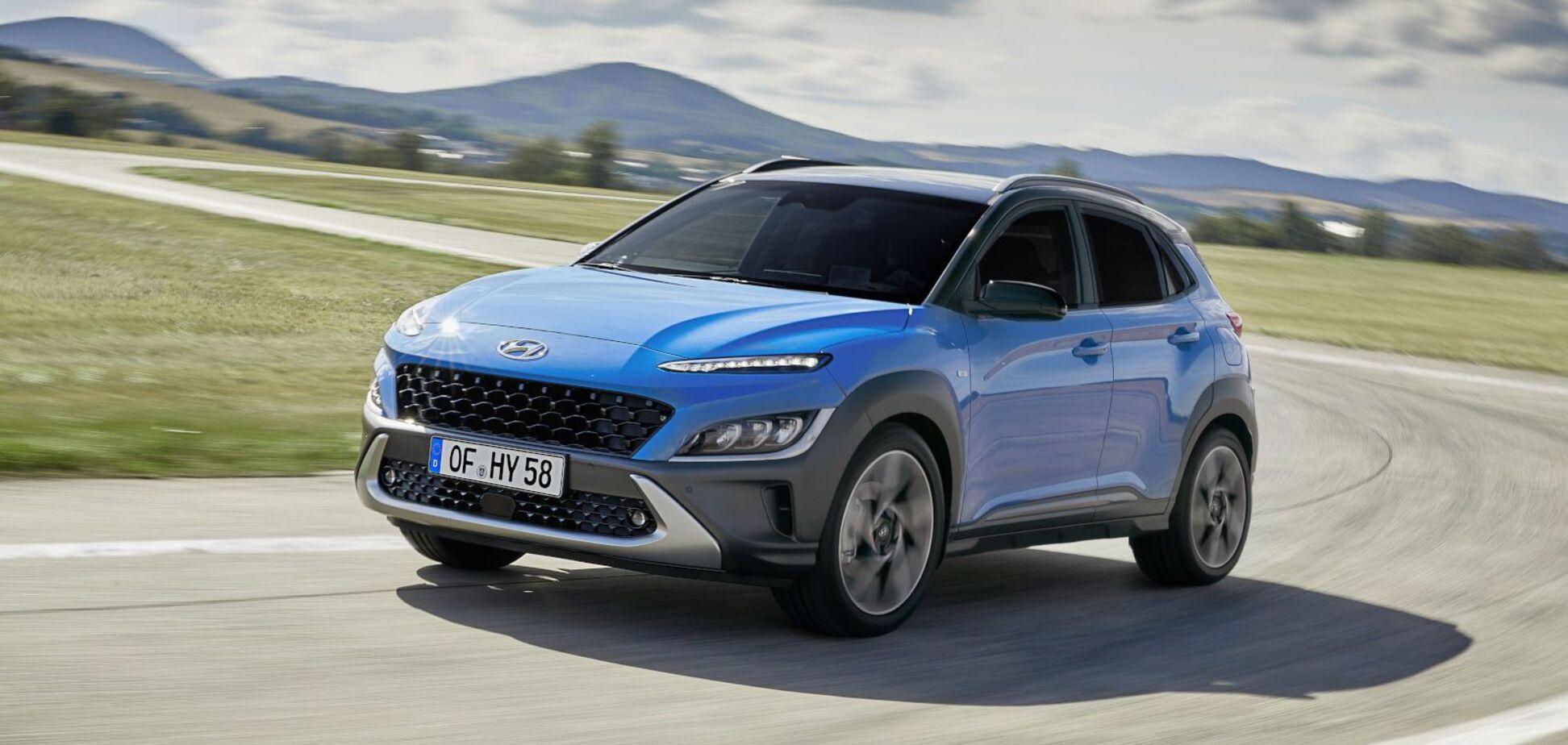 Hyundai представит 12 новинок до конца 2021 года