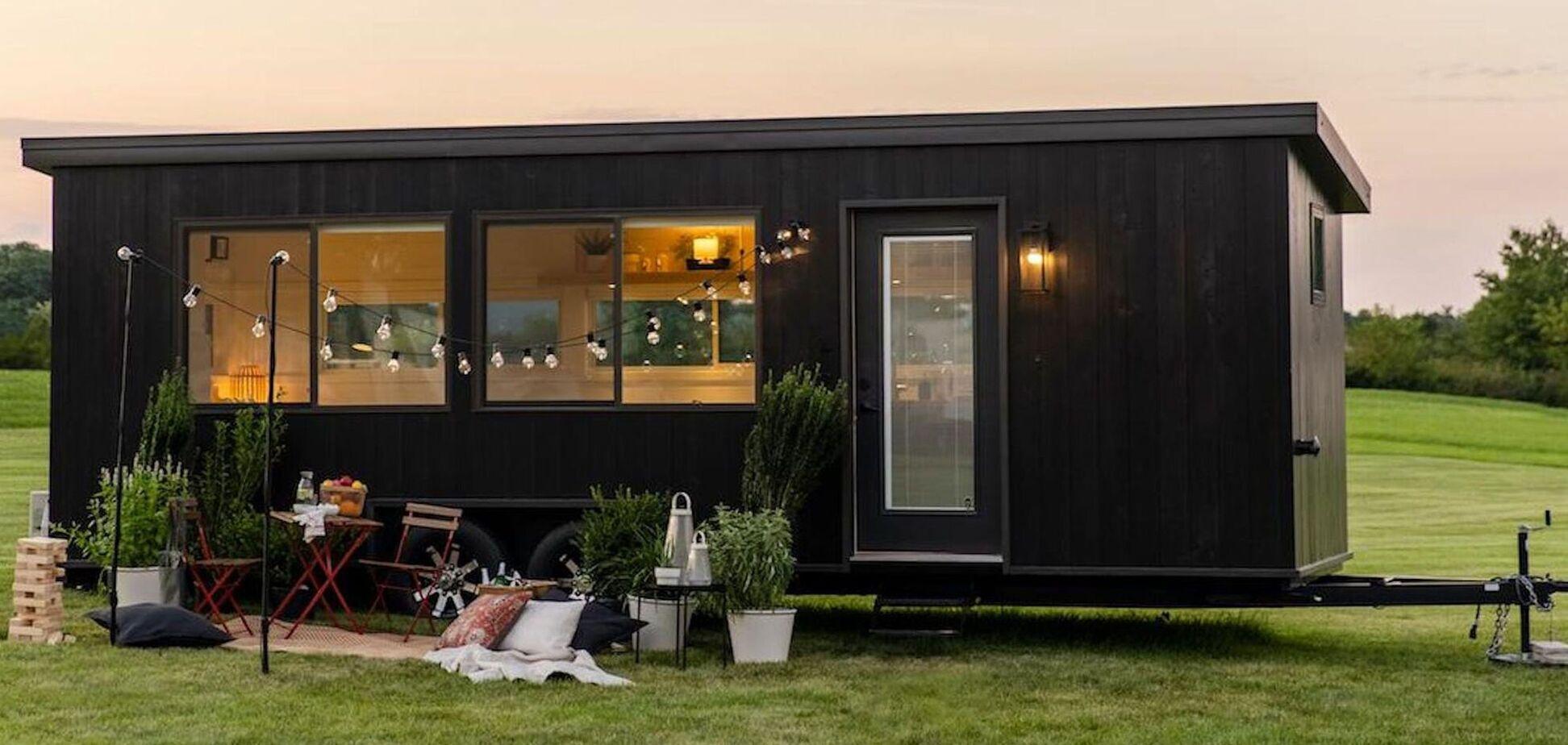 IKEA показала уютный дом на колесах