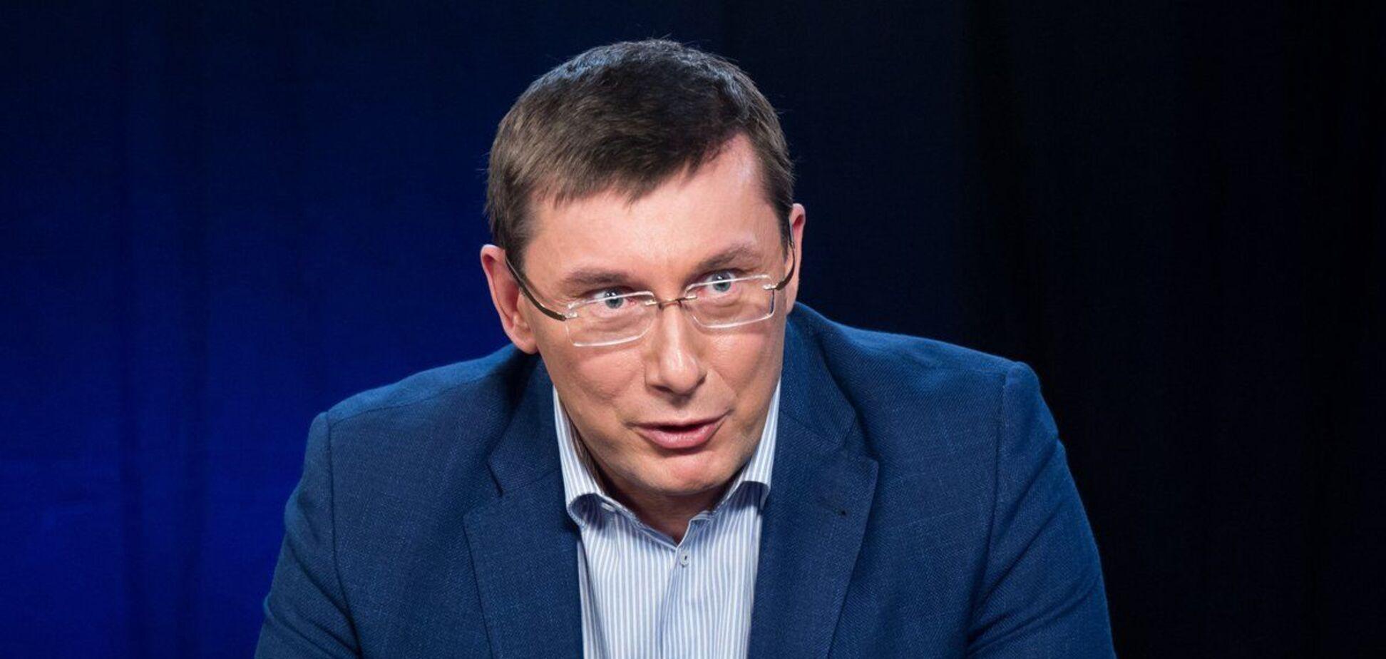 Луценко констатировал полный провал противодействию пандемии