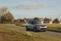 Land Rover обновил семейство Discovery