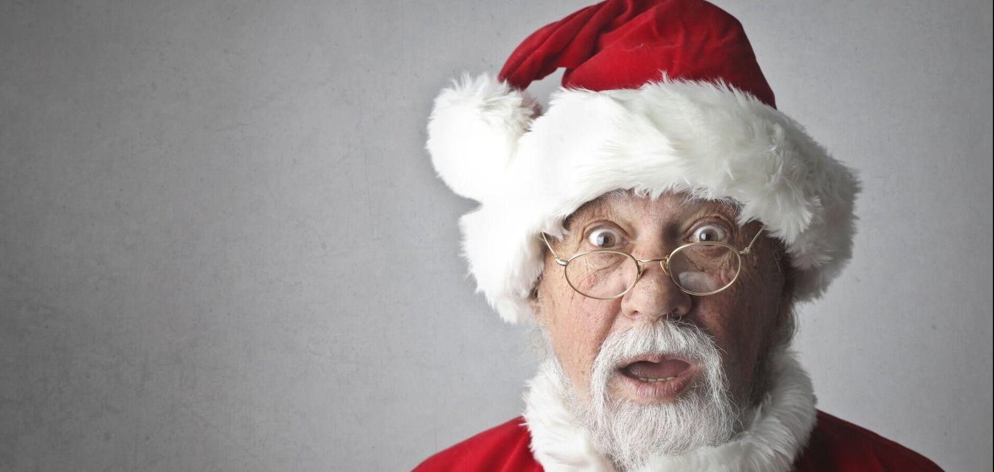Санта-Клаус відкрив різдвяний сезон онлайн. Відео