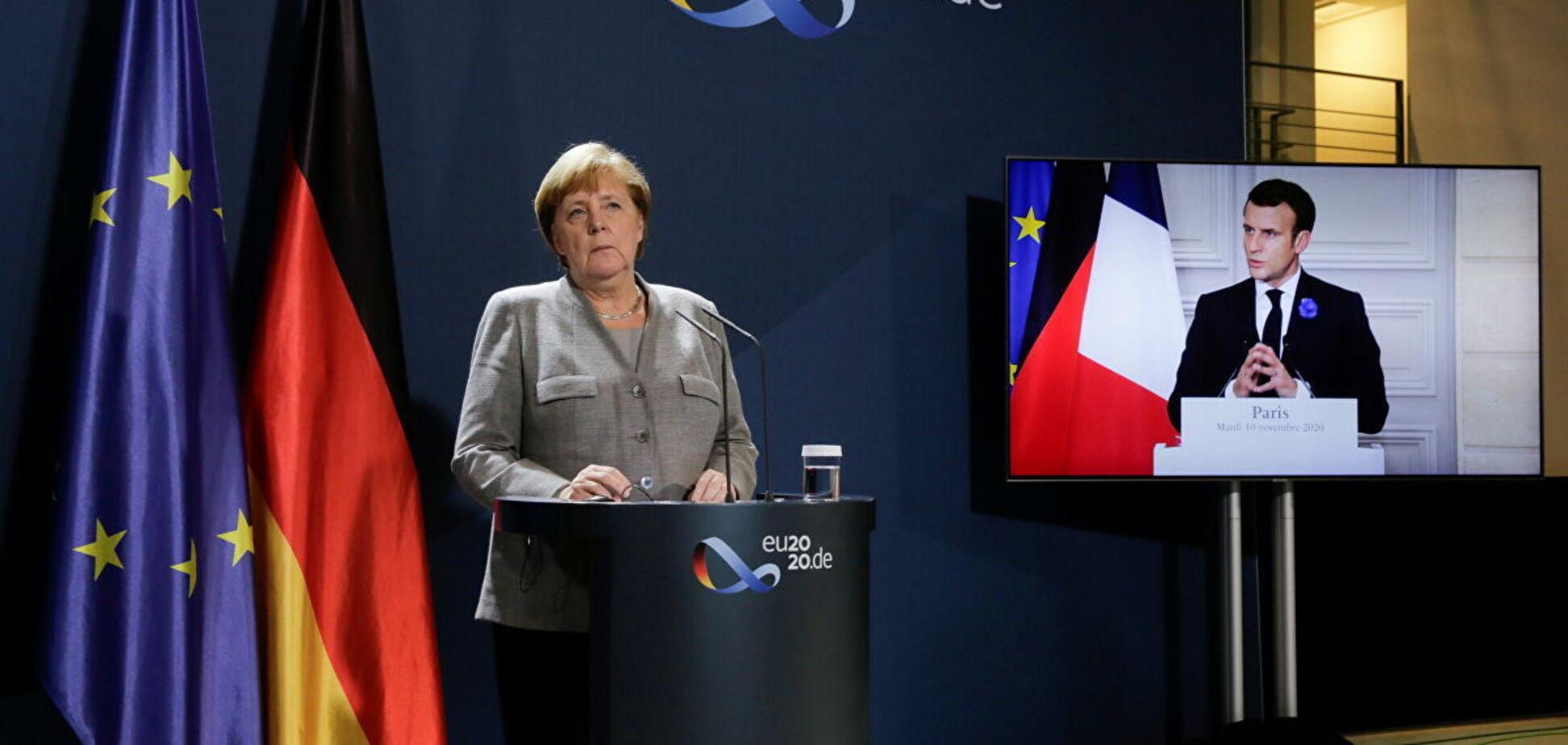 Лідери ЄС провели віртуальний 'мінісаміт'