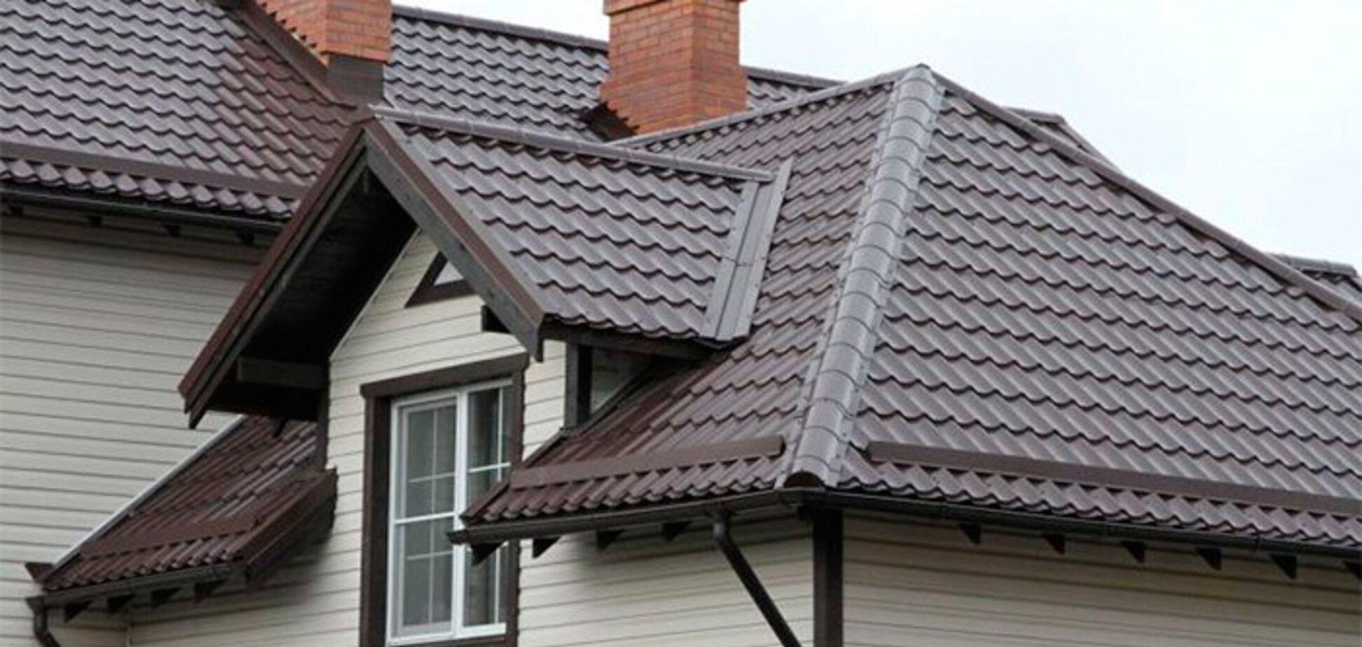 Металлические материалы для внешней отделки домов
