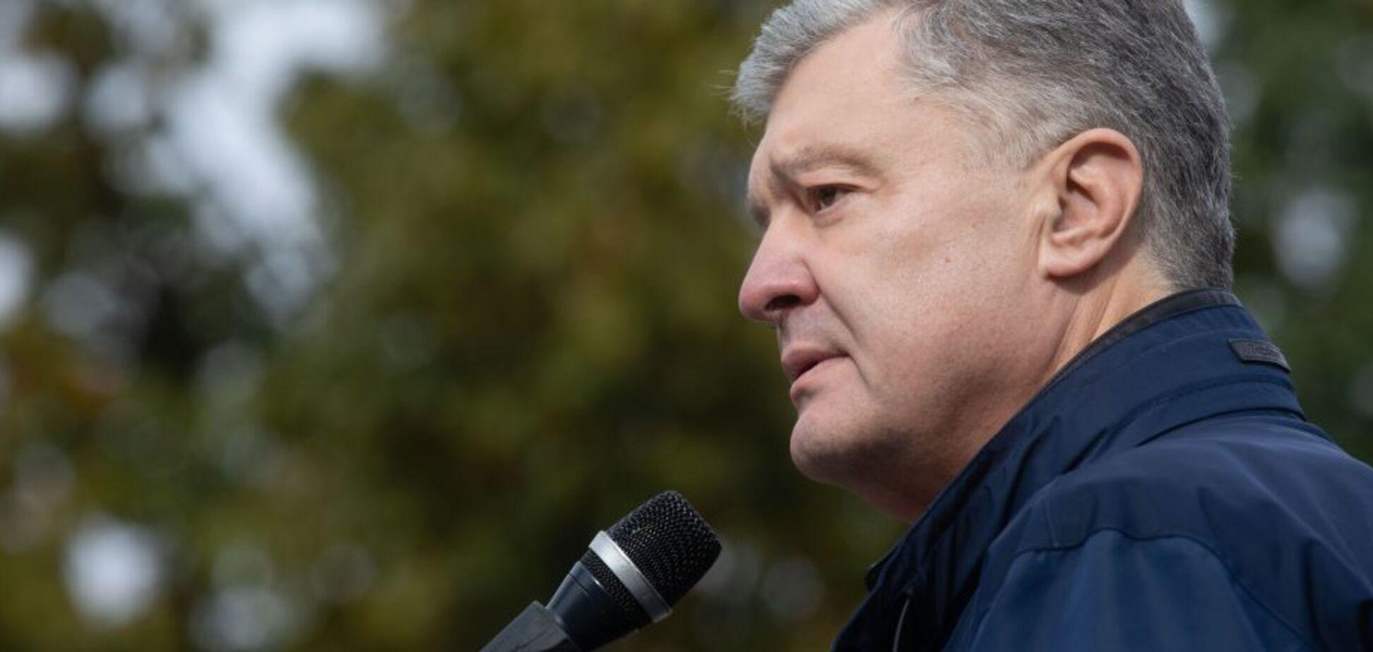 Порошенко виступив на підтримку Софії Федини і Марусі Звіробій
