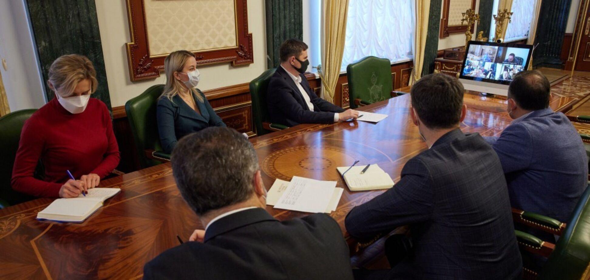 Зеленський ініціював створення національної програми для профілактики здоров'я