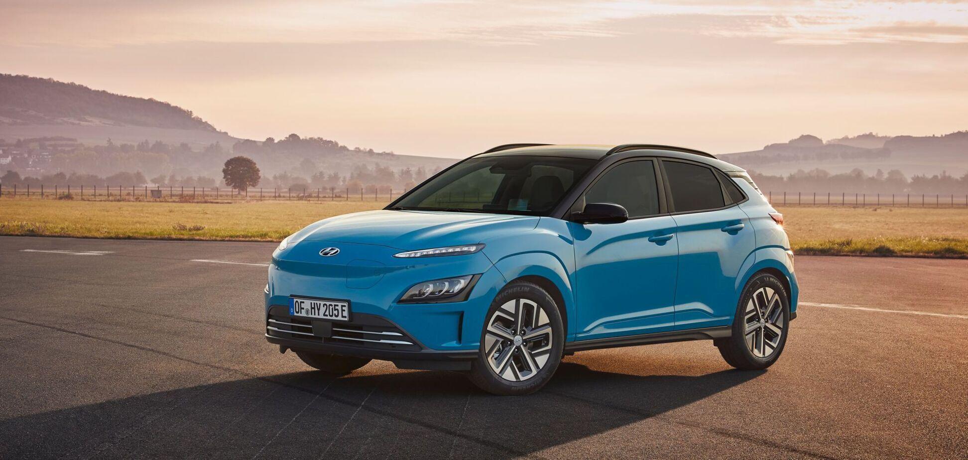Hyundai улучшила и без того популярный электрокроссовер