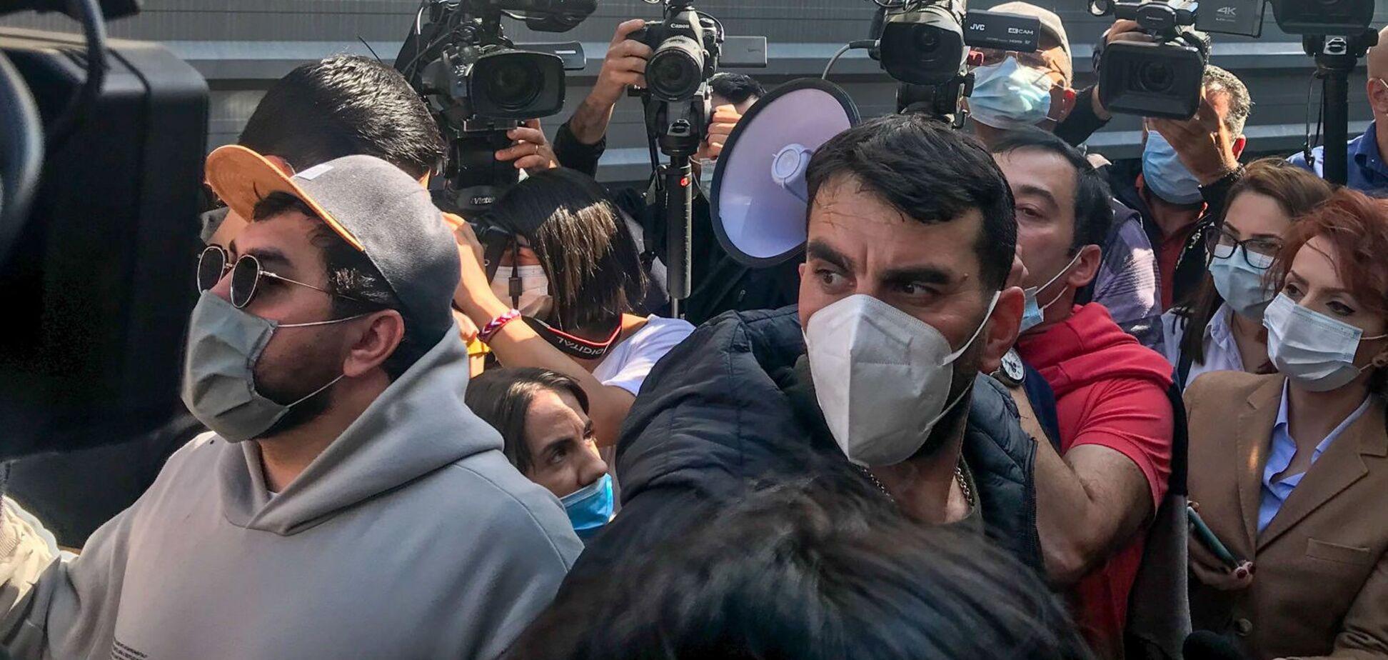 Протести в Вірменії