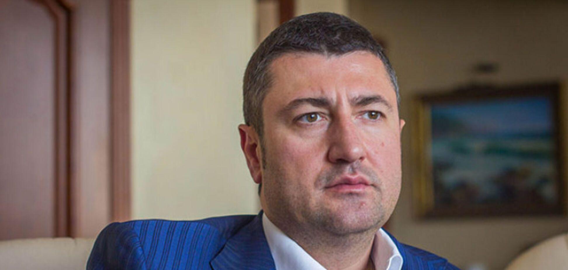 Бахматюк рассказал, что не является олигархом, ведь не имеет интересов в политике