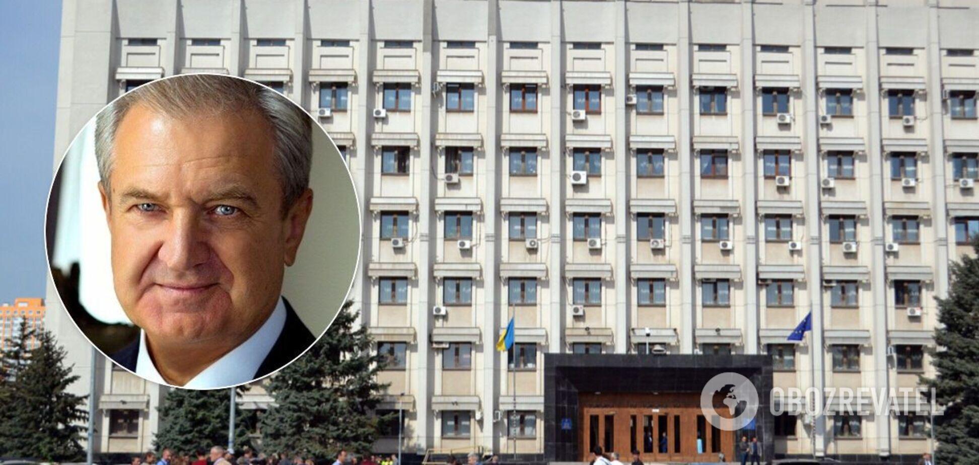 'Слуга' предложила на пост главы Одесщины ставленника одиозной табачной империи
