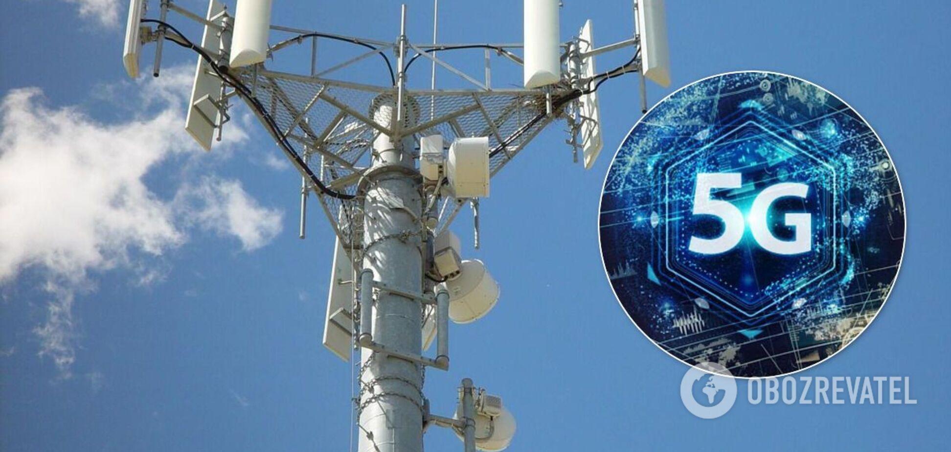 Мобільні оператори розповіли, коли запустять 5G в Україні