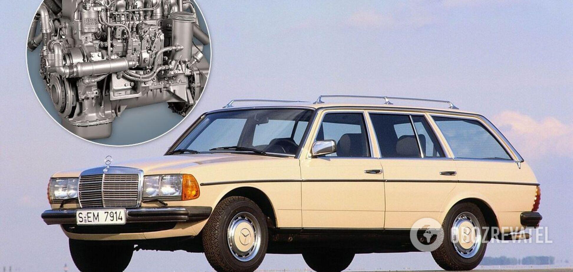 Названі найнадійніші автомобільні двигуни за всю історію