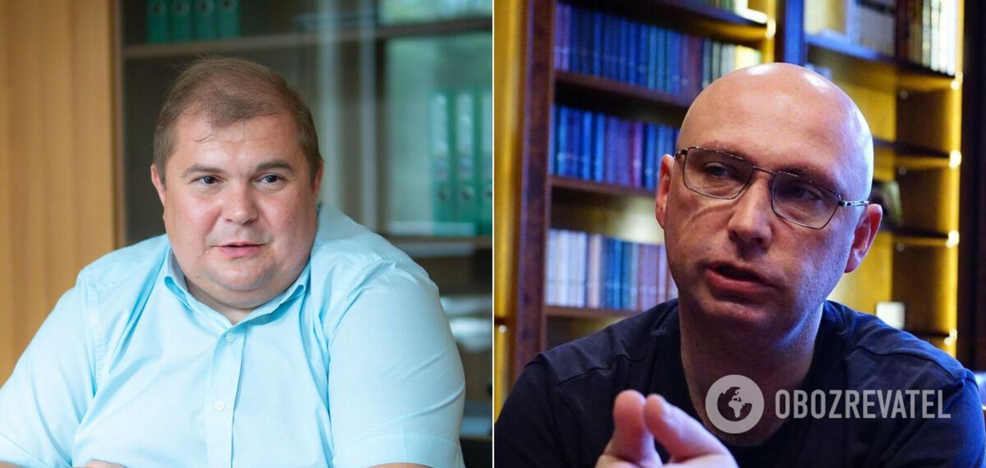 Скандального українського бізнесмена помітили із заступником глави Одеської митниці