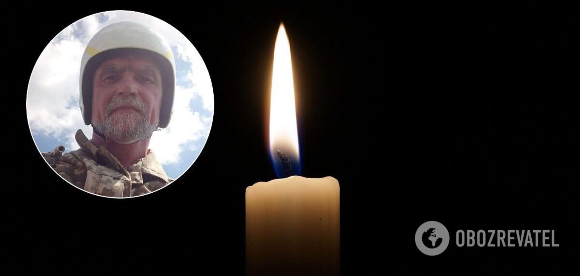 Врач Виталий Нетребовский умер из-за осложнений в результате COVID-19