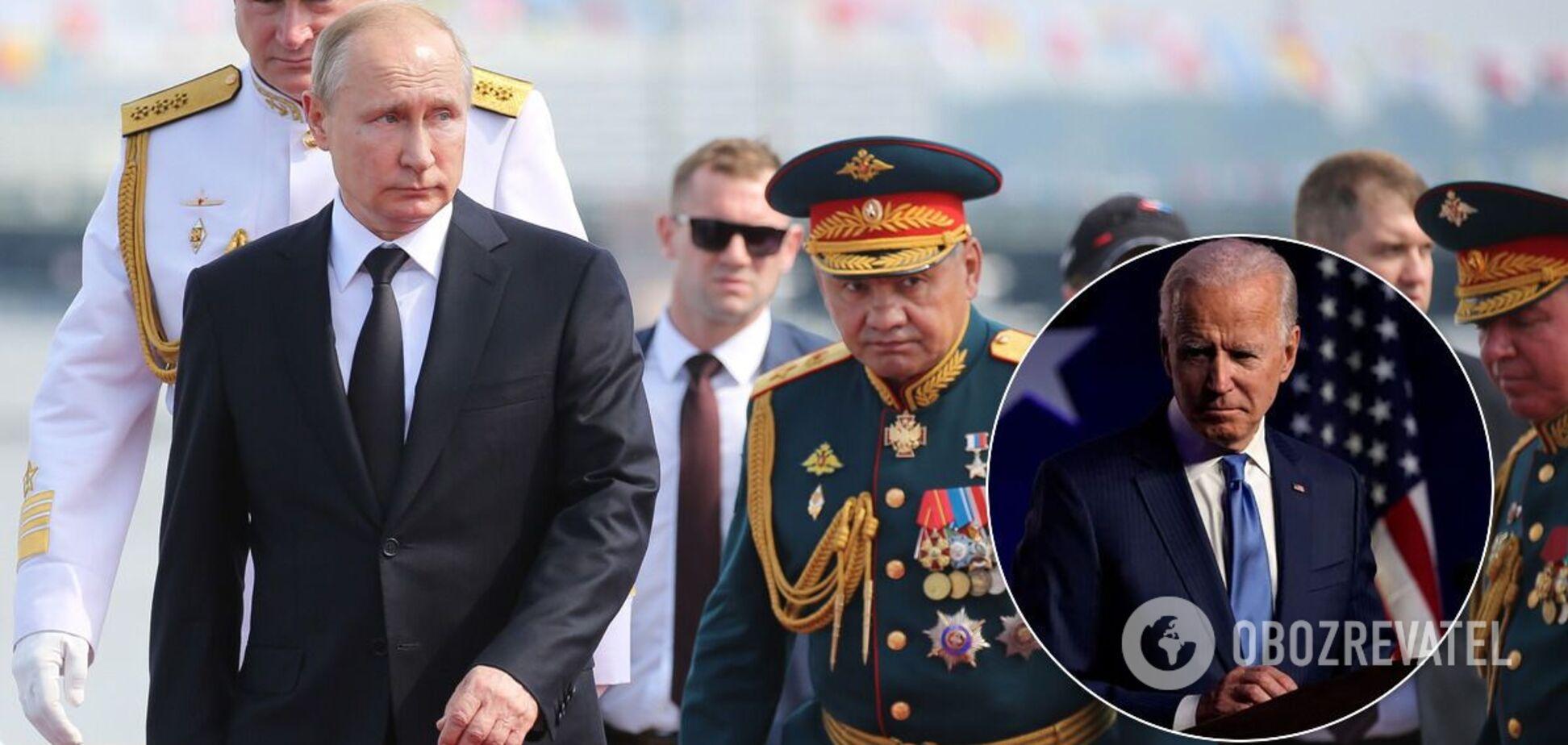 Сможет ли Байден помочь Украине на Донбассе: Тука сказал, как 'дожать' Путина