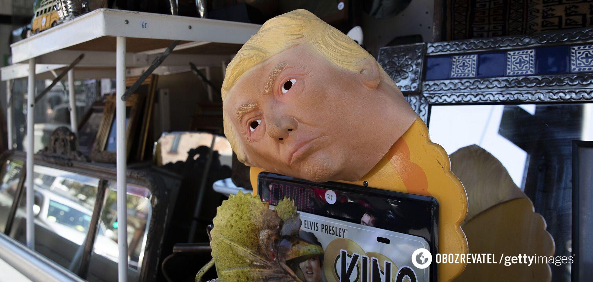 Дональд Трамп не признает свое поражение на президентских выборах в США