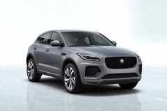 Jaguar презентовал обновленный кроссовер E-Pace