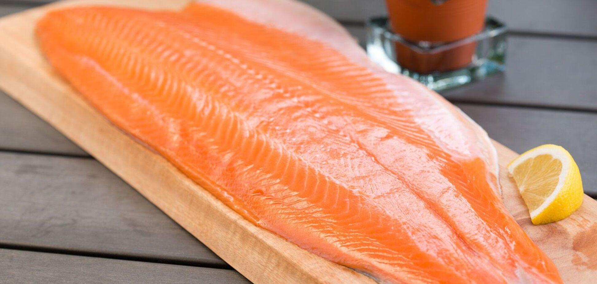 Самый простой способ приготовить лосося