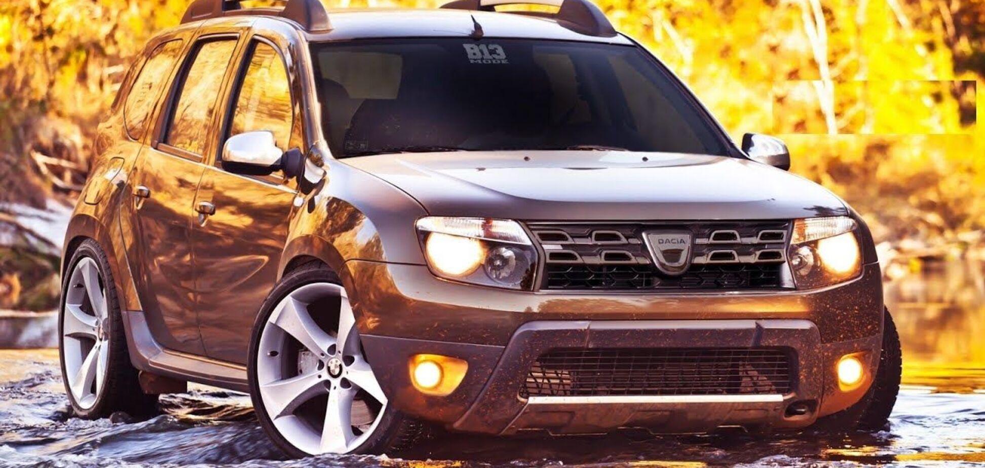 Как изменить Renault Duster до неузнаваемости: фото нестандартного тюнинга